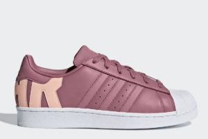 Adidas Superstar Frauen Rosa D96739 Rosa Sneakers Damen
