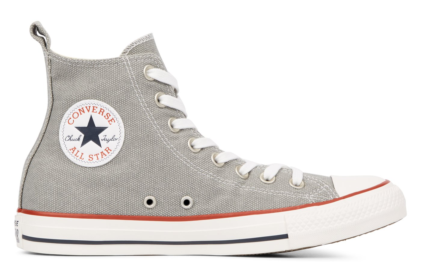 35533b9a82b converse-chucks all star high-damen-grau-164504c-graue-sneaker. converse chuck  taylor all star washed denim ...