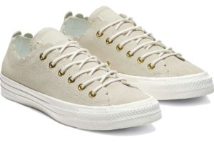 Converse Chucks All Star Ox Damen Beige 563418c Beige Sneaker Damen