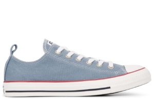 converse-chucks all star ox-damen-blau-164004c-blaue-sneaker-damen
