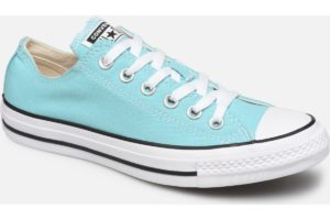 converse-chucks all star ox-damen-blau-165496c-blaue-sneakers-damen