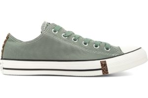 converse-chucks all star ox-damen-grün-165610c-grüne-sneaker-damen