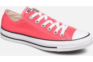 converse-chucks all star ox-damen-rosa-164294c-rosa-sneakers-damen