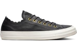 converse-chucks all star ox-damen-schwarz-563516c-schwarze-sneaker-damen