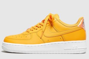 nike-air force 1-damen-orange-ao2132-801-orange-sneakers-damen