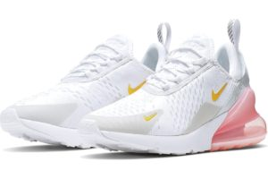 Nike Air Max 270 Dames Wit Ci9088 100 Witte Sneakers Dames