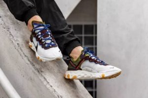Review + Release: Nike React Element 87 Herren Mehrfarbig