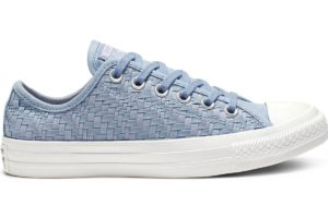 converse-chucks all star ox-damen-blau-564357c-blaue-sneaker-damen