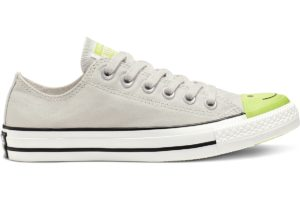 converse-chucks all star ox-damen-grau-164424c-graue-sneaker-damen