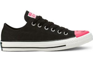 converse-chucks all star ox-damen-schwarz-164425c-schwarze-sneaker-damen