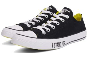 converse-chucks all star ox-damen-schwarz-165710c-schwarze-sneaker-damen