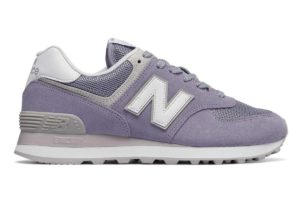 new balance 574 lila lila sneakers damen