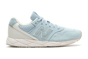 new balance 96 blau blaue sneakers damen