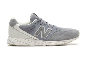 new balance 96 grau graue sneakers damen