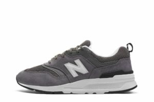 new balance 997 grau graue sneakers damen
