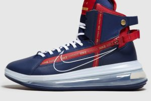 Nike Air Max 720 Heren Blauw Ao2110 400 Blauwe Sneakers Heren