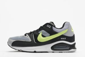 nike air max command grau graue sneakers herren