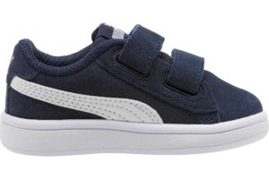 puma-smash v2 sd v infant-jungen