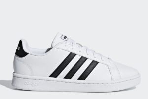 adidas-grand court-damen-weiß-F36483-weiße-sneakers-damen