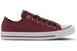 converse-chucks all star ox-damen-rot-561706c-rote-sneaker-damen