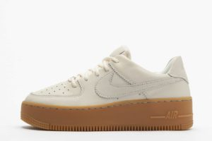 nike air force 1 beige beige sneakers damen