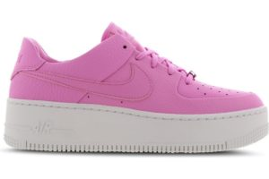 nike-air force 1-damen-rosa-ar5339-601-rosa-sneaker-damen