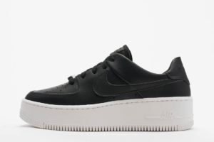 nike air force 1 schwarz schwarze sneakers damen