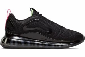 Nike Air Max 720 Heren Zwart Cq4614 001 Zwarte Sneakers Heren