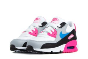 nike-air max 90 leather (ps) pre-school-jungen