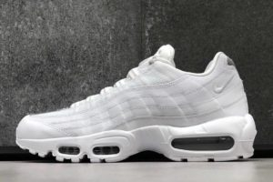 Nike Air Max 95 Wit Heren At9865 100 Witte Sneakers Heren