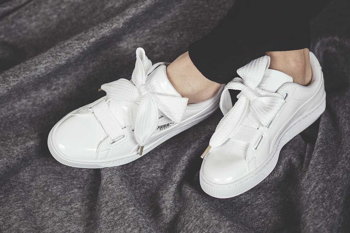 Top 10 Damen Weiß Puma Basket