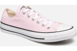 converse-chucks all star ox-damen-rosa-163358c-rosa-sneakers-damen
