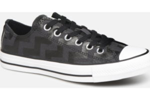 converse-chucks all star ox-damen-schwarz-565437c-schwarze-sneakers-damen