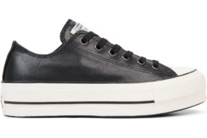 converse-chucks all star ox-damen-schwarz-565899c-schwarze-sneaker-damen