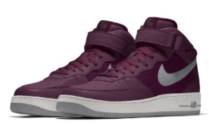Nike Air Force 1 Damen Lila Aq3779 992 Lila Sneaker Damen