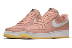 Nike Air Force 1 Damen Rosa Aq3778 992 Rosa Sneaker Damen