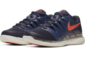 nike-court air zoom-damen-grau-aa8027-005-graue-sneaker-damen
