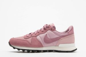 nike internationalist lila lila sneakers damen