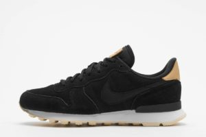 nike internationalist schwarz schwarze sneakers damen