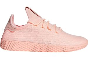 adidas-pharrell williams tennis-damen-orange-d96551-orange-sneaker-damen