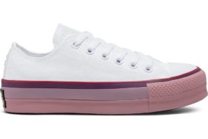 converse-chucks all star ox-damen-weiß-566557c-weiße-sneaker-damen