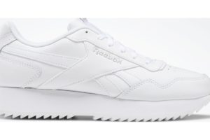 reebok royal glide ripple double damen weiß weiße sneakers damen