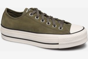 converse-chucks all star ox-damen-grün-566569c-grüne-sneakers-damen