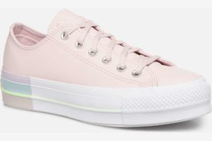 converse-chucks all star ox-damen-rosa-566250c-rosa-sneakers-damen