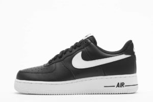 nike air force 1 schwarz schwarze sneakers herren