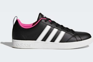 adidas-vs advantage-damen-schwarz-BB9623-schwarze-sneakers-damen