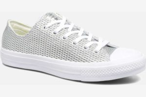 converse-chucks all star ox-damen-silber-555800c-silberne-sneakers-damen
