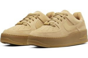 nike-air force 1-damen-gold-ct3432-700-goldene-sneaker-damen