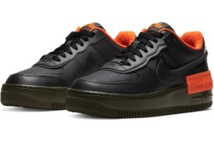 nike-air force 1-damen-schwarz-cq3317-001-schwarze-sneaker-damen