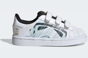adidas-superstar star wars stormtrooper-jungen
